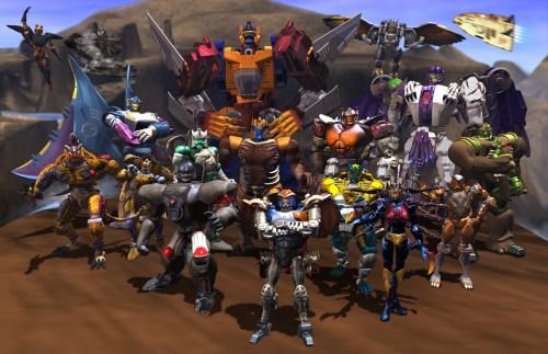 beast wars season 1 characters