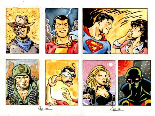 classic dc heroes
