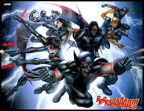 dark x-force
