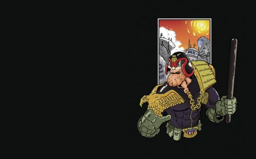 elder judge dredd