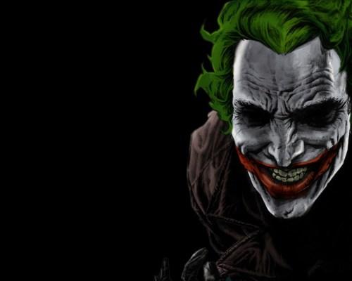eyeless joker