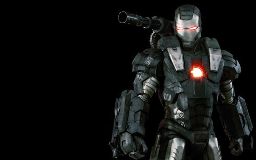 iron man 2 – war machine