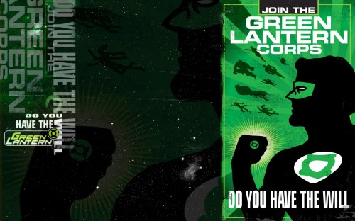 join the green lantern corps