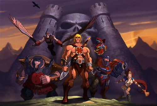 new he-man