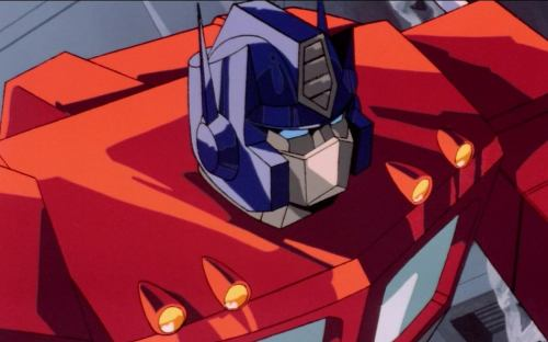 optimus prime – movie