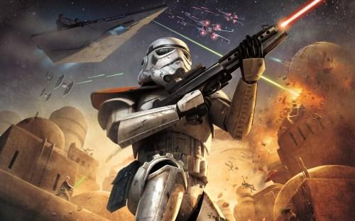 storm trooper – ground battle