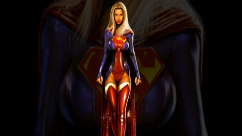 supergirls new costume