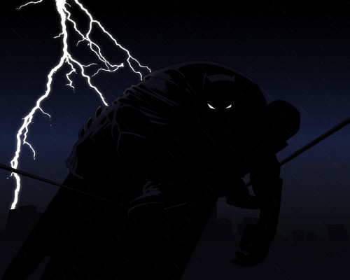 the dark night returns – wire crouch