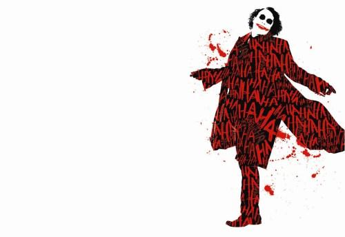 the joker – haha