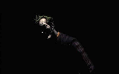 the joker – shadows