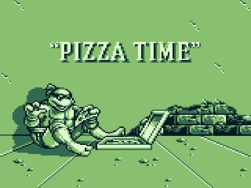 tmnt – pizza time