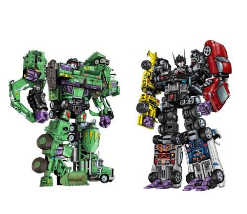 transformers – wallpaper – constructicons