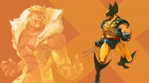 wolverine vs sabertooth