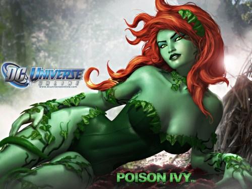 DCU online – poison ivy