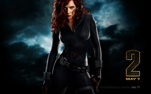 iron man 2 – black widow