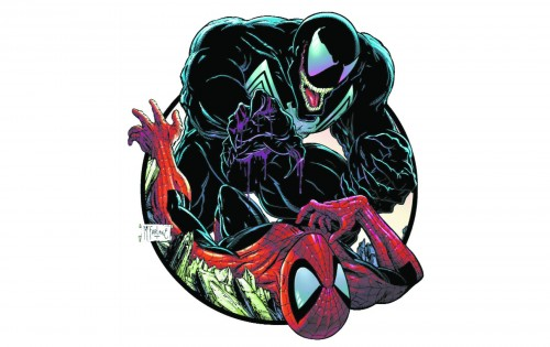 spider-man vs venom