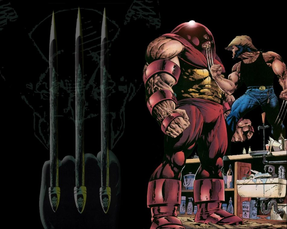 Wolverine Vs Juggernaut Zoom Comics Daily Comic Book Wallpapers