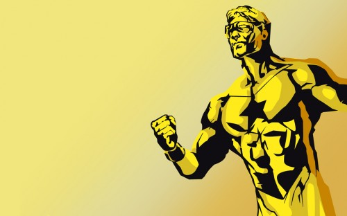 booster gold is really gold