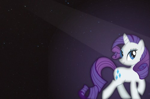rarity pony