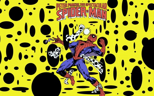 spider-man gets pokapunched