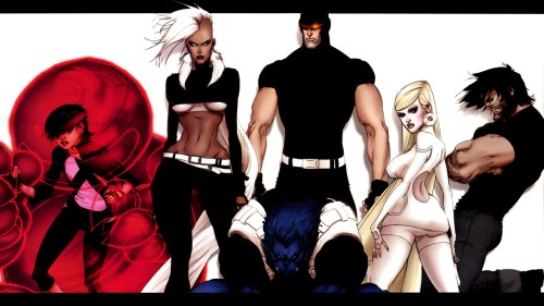 the NEW new x-men