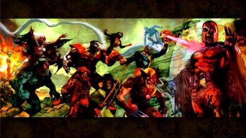 zombie x-men