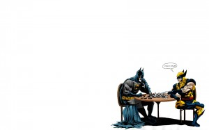 Batman vs Wolverine
