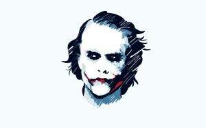 Joker scibble