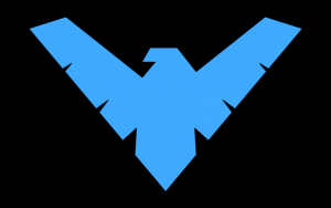 Nightwing symbol
