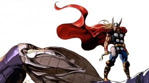 Thor Vs Sentinel