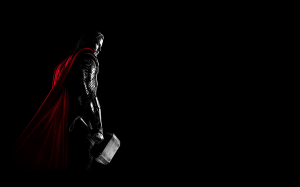 Thor in shadows