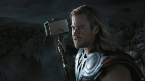 Thor is shocked