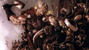 Thor vs Undead