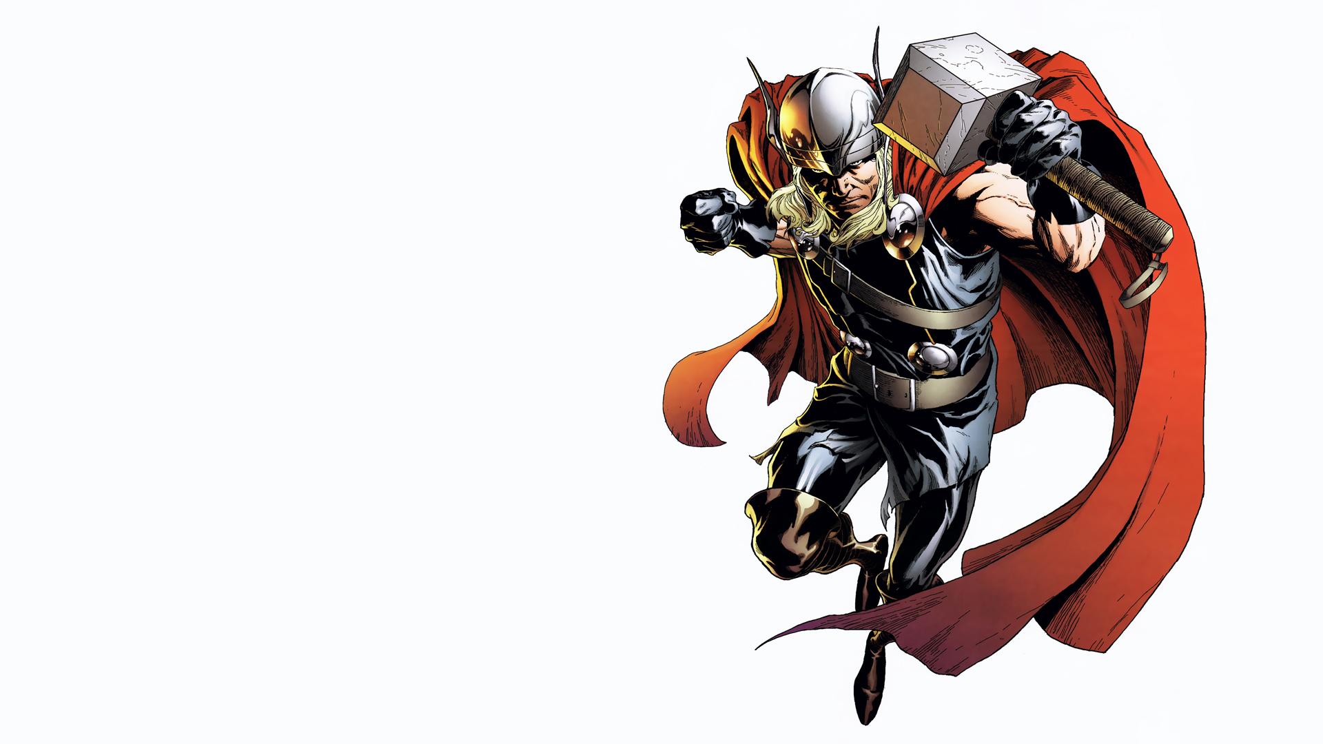🥇 Comics thor hammer marvel ultimate Wallpaper