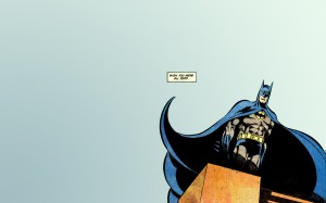 batman wishes you were all dead