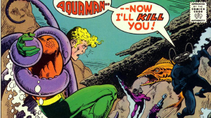 Aquaman is going to die