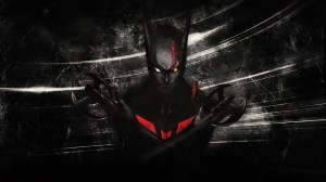 batman beyond – battle damaged