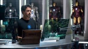 Tony Stark has a house party in waiting