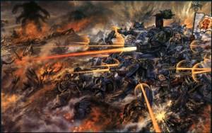 Warhammer Marines