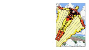 80s Iron Man