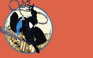 el negro spider-man
