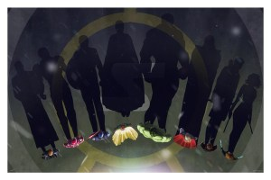 Avengers Shadows