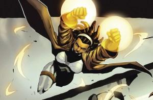 Black Super Hero