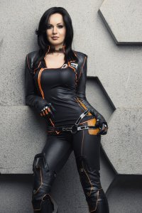 Miranda Cosplayer