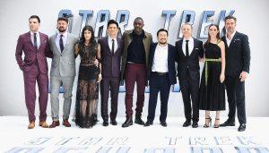 Star Trek Beyond Cast Wallpaper