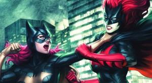 batgirl vs batwoman
