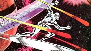 classic silver surfer