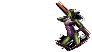 she-hulk lifting girders