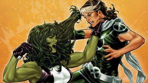 she hulk vs rogue