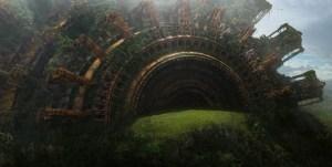 zelda temple